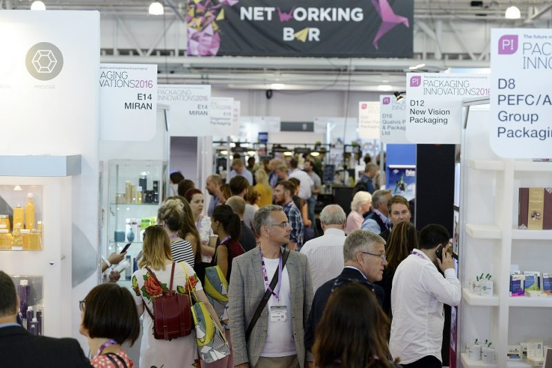 London packaging event declared a huge success